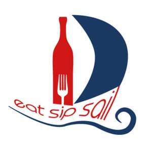 digivino logo design eat sip sail