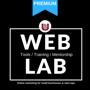 GO-U Web Lab Premium for small businesses and start-ups
