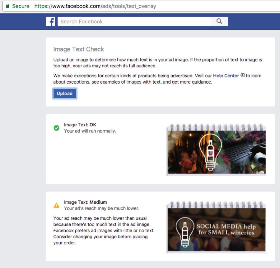 Go U Facebook Text Overlay Tool