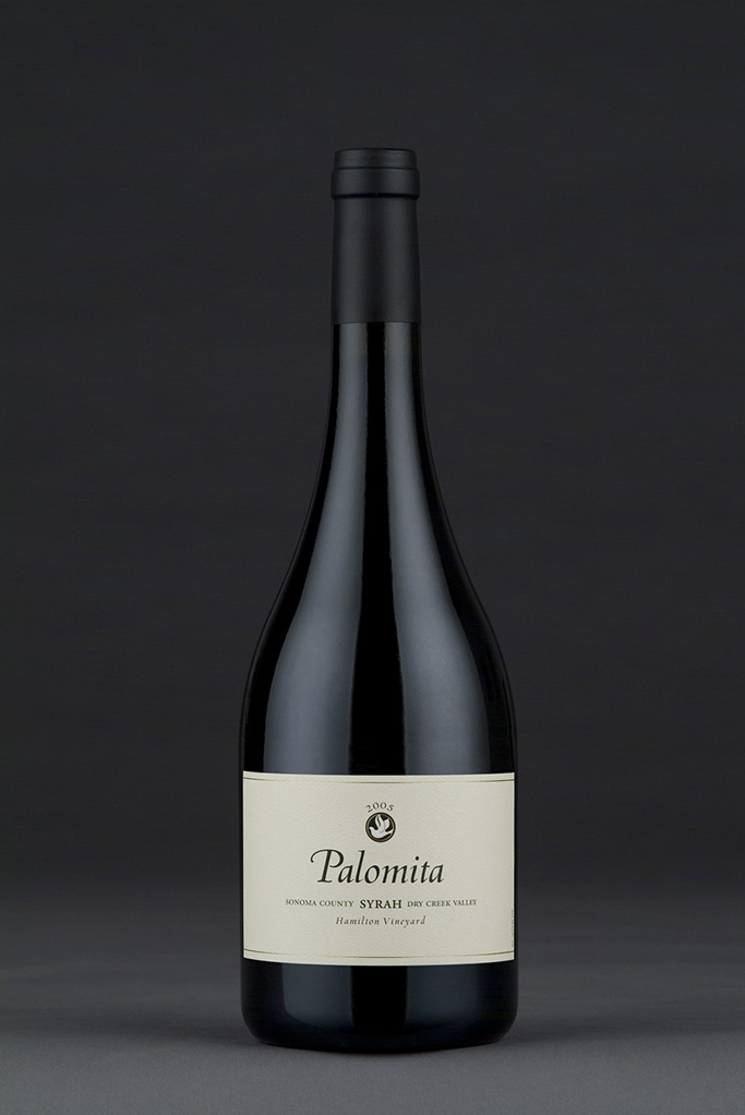 2005 Palomita – Syrah Dry Creek Valley, Hamilton Vineyard