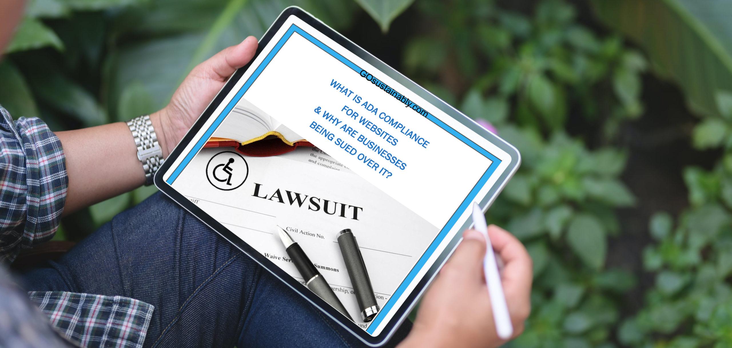 ADA Website Compliance Cheatsheet