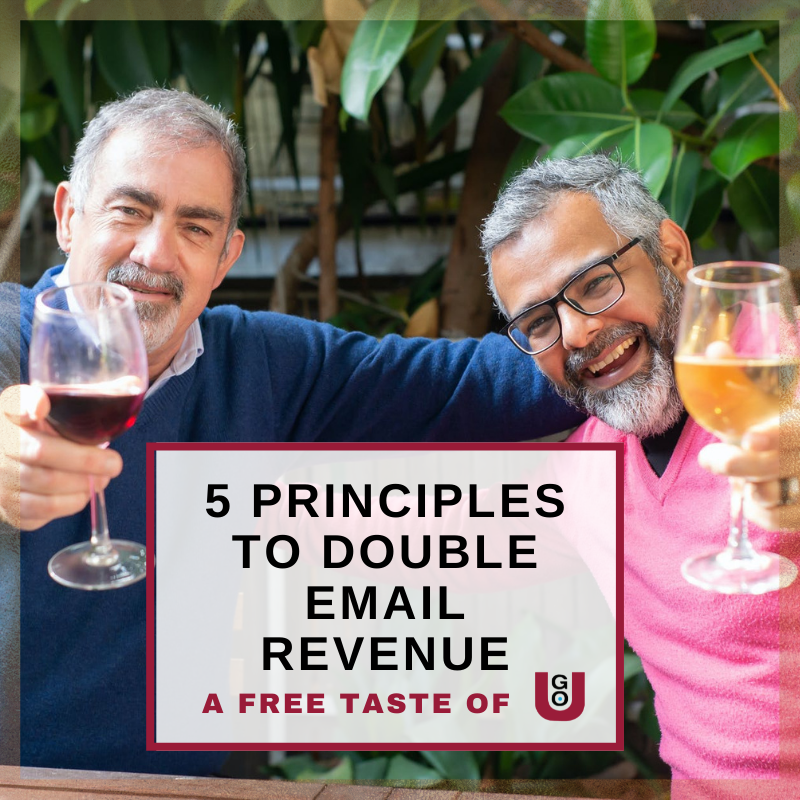 Taste Of GO-U: 5 Principles To Double Email Sales