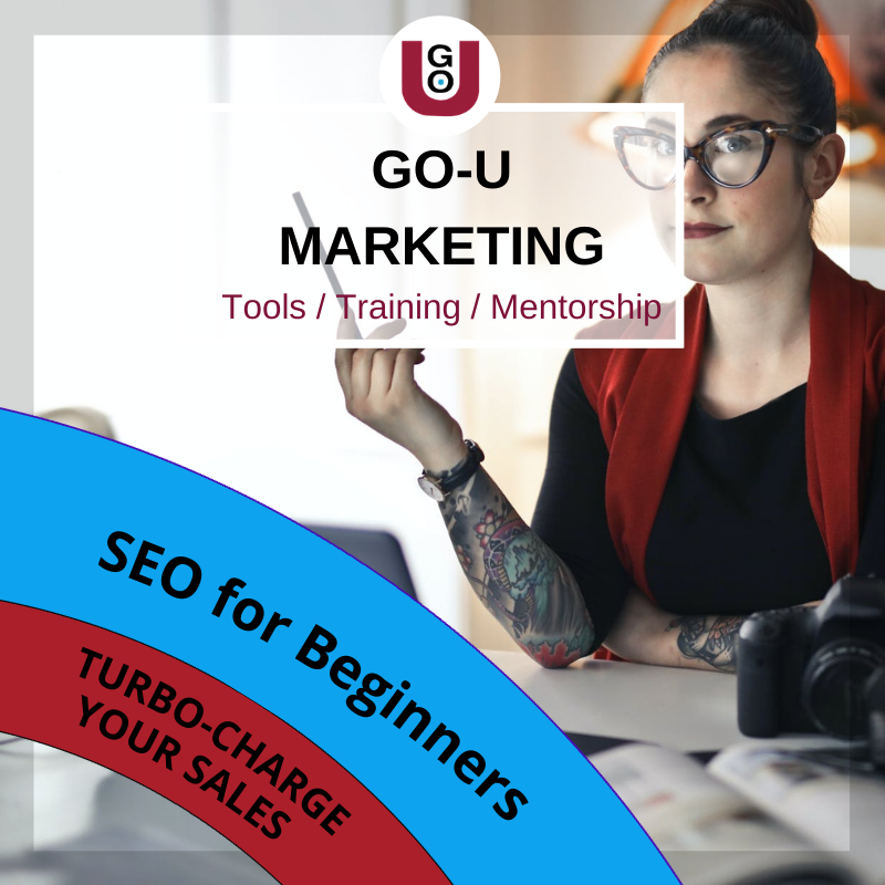 GO-U's Search Engine Optimization For Beginners